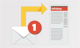 infohep - Email bulletins